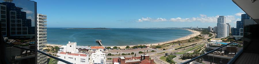 Panoramica Punta del Este